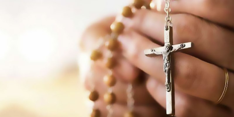 un rosario detto male non porta frutto