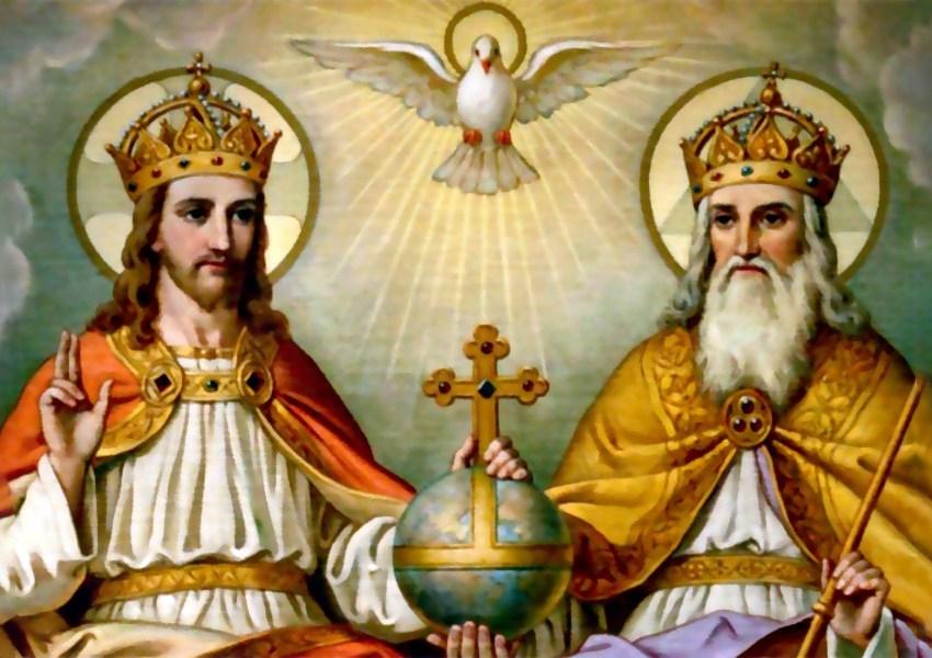Il Dogma della Santissima Trinità