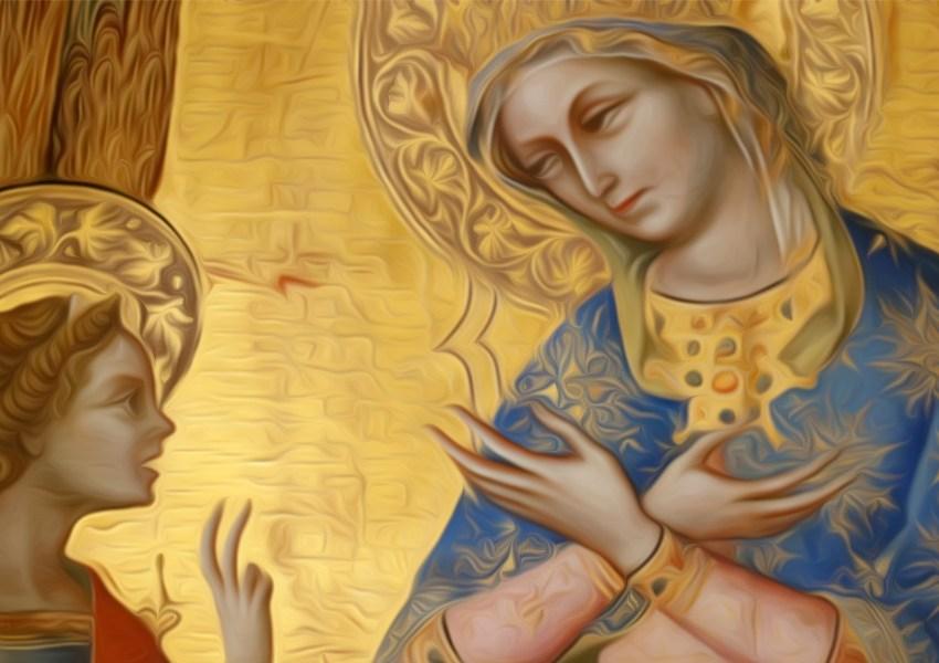 Maria lascia a Dio decidere della sua vita