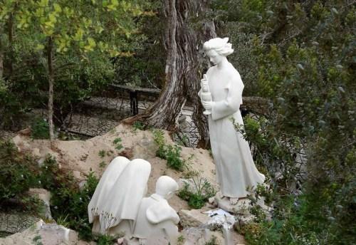 L'apparizione dell'angelo a Fatima