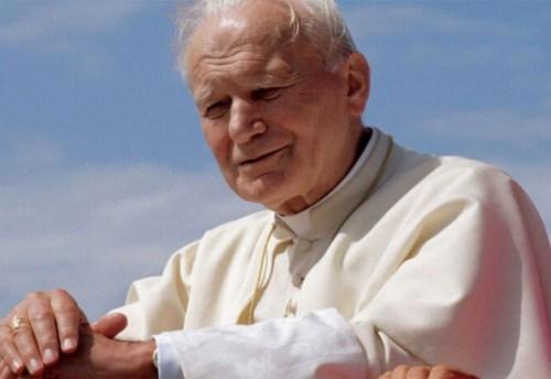 Dono e mistero di san Giovanni Paolo II