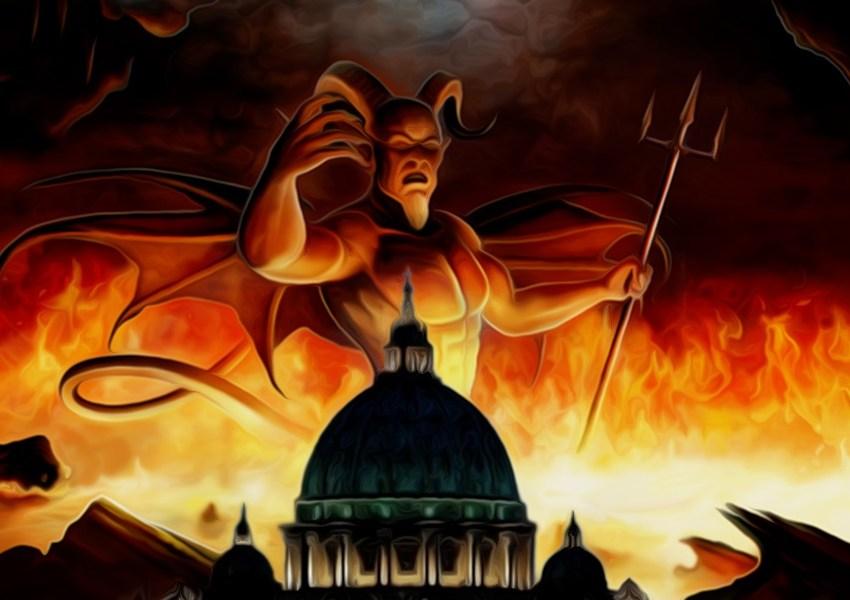 La presenza di satana è più viva che mai
