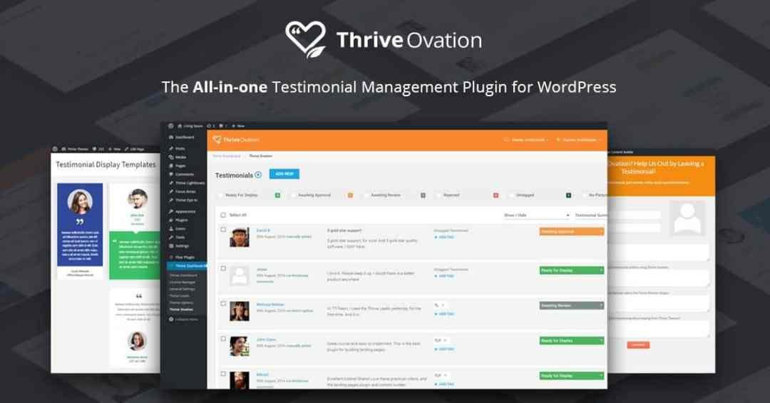What_Is_Thrive_Ovation_Thrive_Themes_Review_2018 Thrive Themes Review 2018: The Ultimate Review With 4,400+ Words WordPress