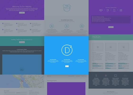 Divi-Layouts-Templates Divi Theme Review: Complete Review On Features and Divi Pricing WordPress