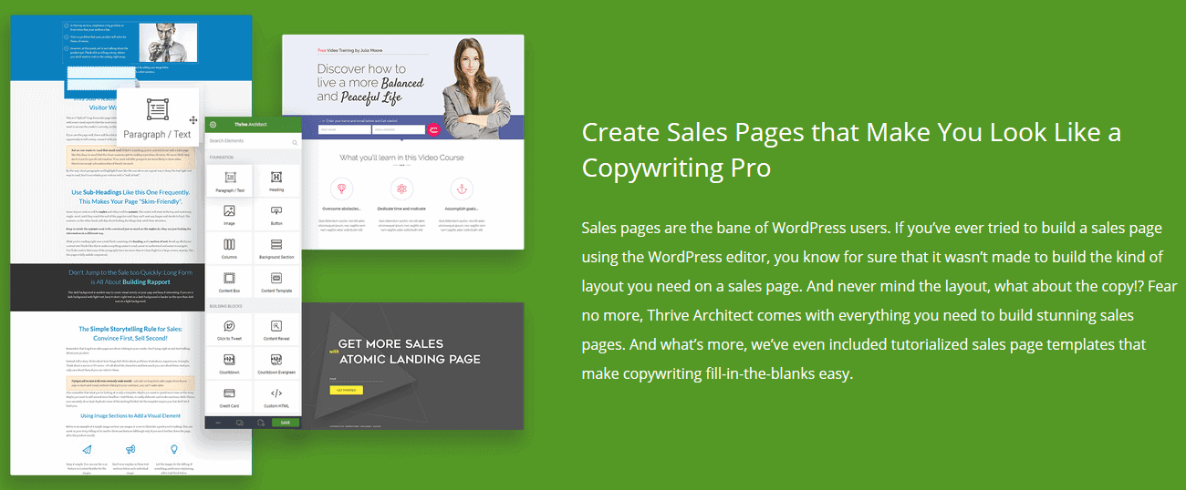 Thrive-Architect-Personalized-Landing-Page-Builder How To Create High Converting Personalized Landing Page On WordPress? WordPress