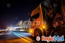 27mrt2015_Vrachtwagen op zijn kant N305 Zeewolde_0762