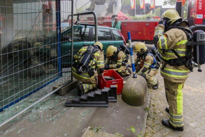 10mei2016_Brandweer oefening Vreelandseweg Hilversum_6425
