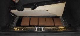 Kokain im Kofferraum