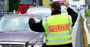 Bundespolizei Grenze Kiefersfelden