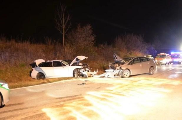 Autounfall Aschheim Quelle Foto Polizei München