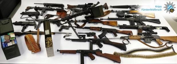 Waffensammlung Täter Dreifach-Mord Starnberg