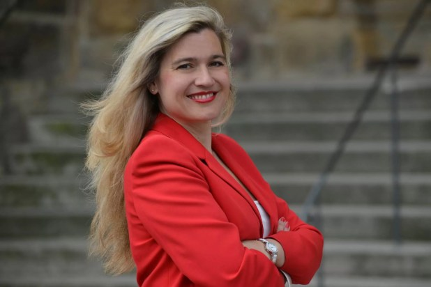 Gesundheitsnministerin Melanie Huml