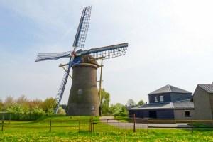 Johanna-Molen Culemborg-Regionaal Uitgelicht