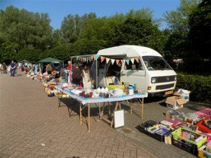 Kofferbakmarkt in Culemborg