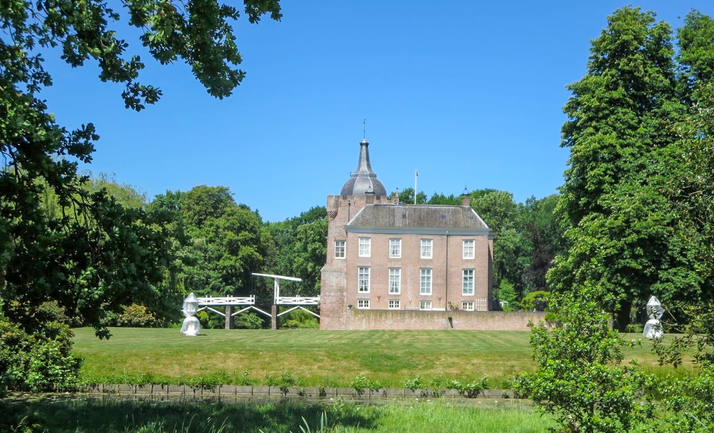 Kasteel Merckenburg in Heukelum
