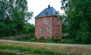 Ridderhofstad Vuijlcop in Schalkwijk