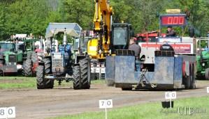 Keientrek voor tractoren in Ophemert op 22 september @ Ophemert | Ophemert | Gelderland | Nederland