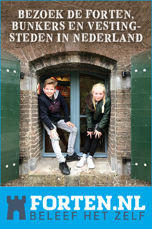 Forten en bunkers in Nederland