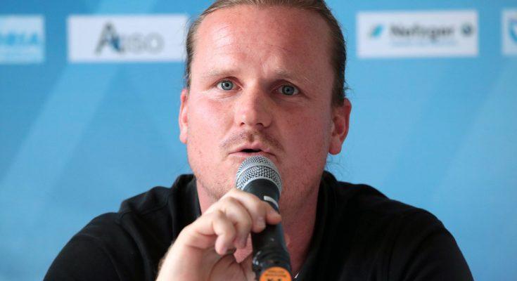 Rocco Teichmann (Sportdirektor Viktoria Berlin). Foto: Imago