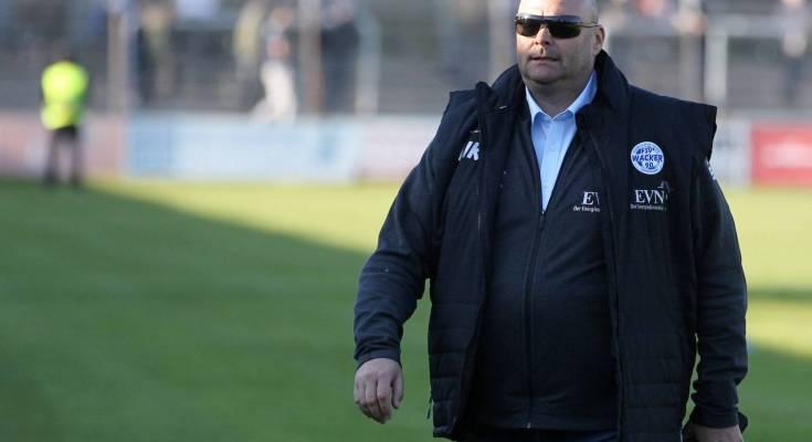 Nico Kleofas ist nicht mehr Präsident des FSV Wacker. Foto: Imago