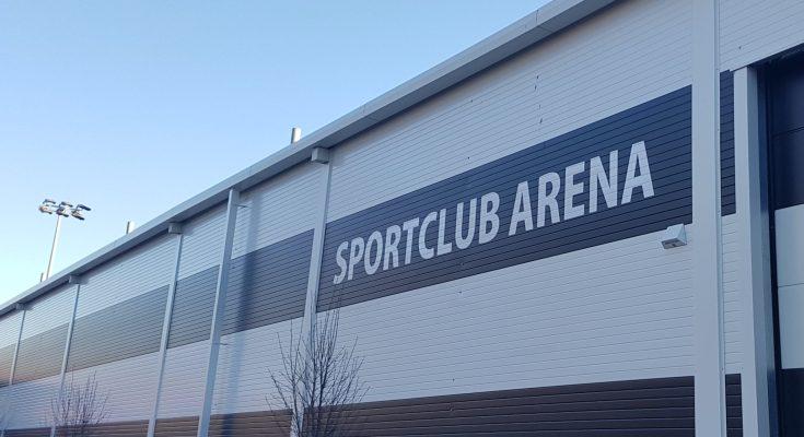 Die Sportclub-Arena, das Stadion an der Poststraße in Verl. Foto: Schulte