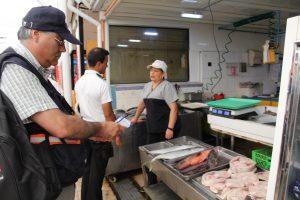 Consumo seguro de pescados y mariscos en Coquimbo