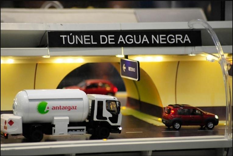 "Túnel de Agua Negra: San Juan quiere desarrollar el ""data room"""