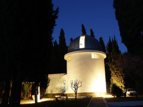 Se reanudan las visitas al Observatorio Astronómico Félix Aguilar