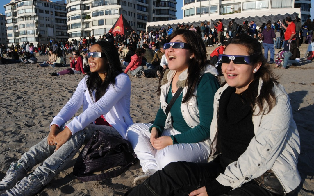 Región de Coquimbo será protagonista del próximo eclipse solar total