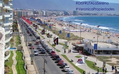 En San Juan, estarán ofreciendo alquileres en La Serena para el verano