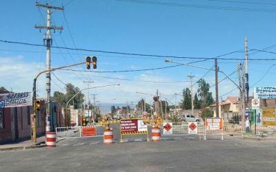 Avenida Ignacio de la Roza: avances y trabajos previstos hasta fin de año