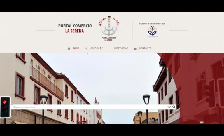 La Serena potencia su comercio a través de una plataforma web