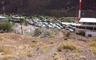 Paso Agua Negra: autoridades piden paciencia y prudencia a los turistas