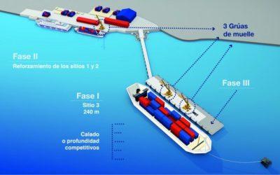 Presentan el proyecto de modernización del Puerto de Coquimbo