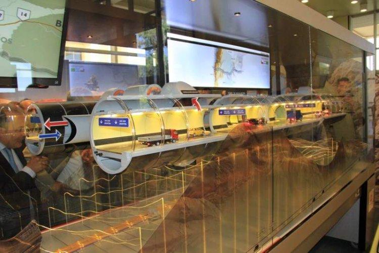 Región de Coquimbo aprueba el estudio de Laboratorio ANDES en el Túnel