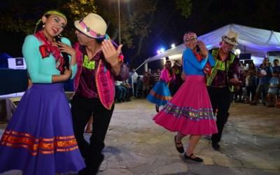 Las comunas de la Región Estrella, unidas para la Fiesta Nacional del Sol