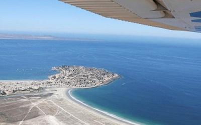 Alcalde de Coquimbo reitera petición a Gobierno para priorizar el Aeropuerto de Tongoy