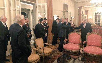 Se realizó el Encuentro del Consejo Empresarial Chile-Argentina