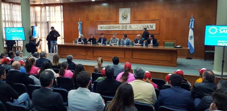 Copa Davis: Argentina-Colombia jugarán en septiembre en San Juan