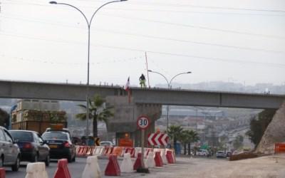 Inician construcción de paso nivel en Balmaceda y anuncian cambios en el tránsito