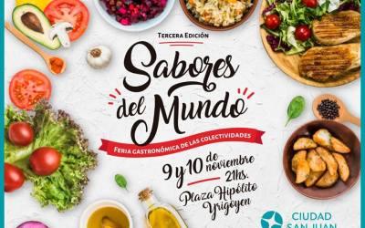 Los sabores del mundo, en la Capital de San Juan