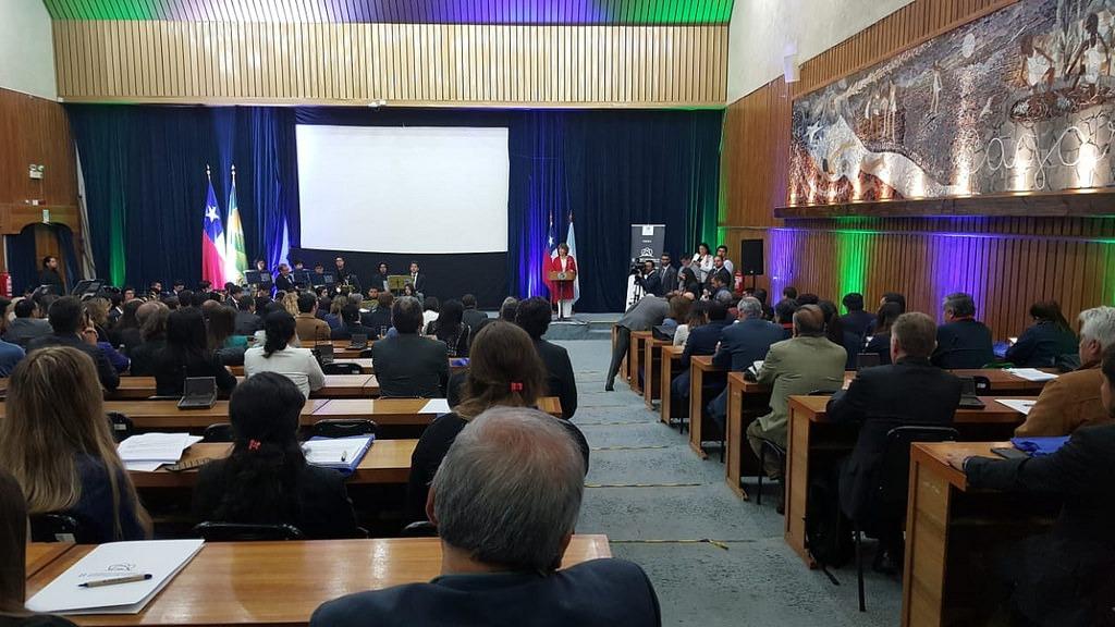 Con foco en integración física y académica, inició el 2° Congreso Binacional de Investigación Científica