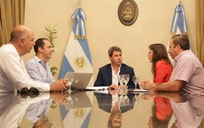 Grupo empresario sanjuanino proyecta la construcción de un hotel cuatro estrellas