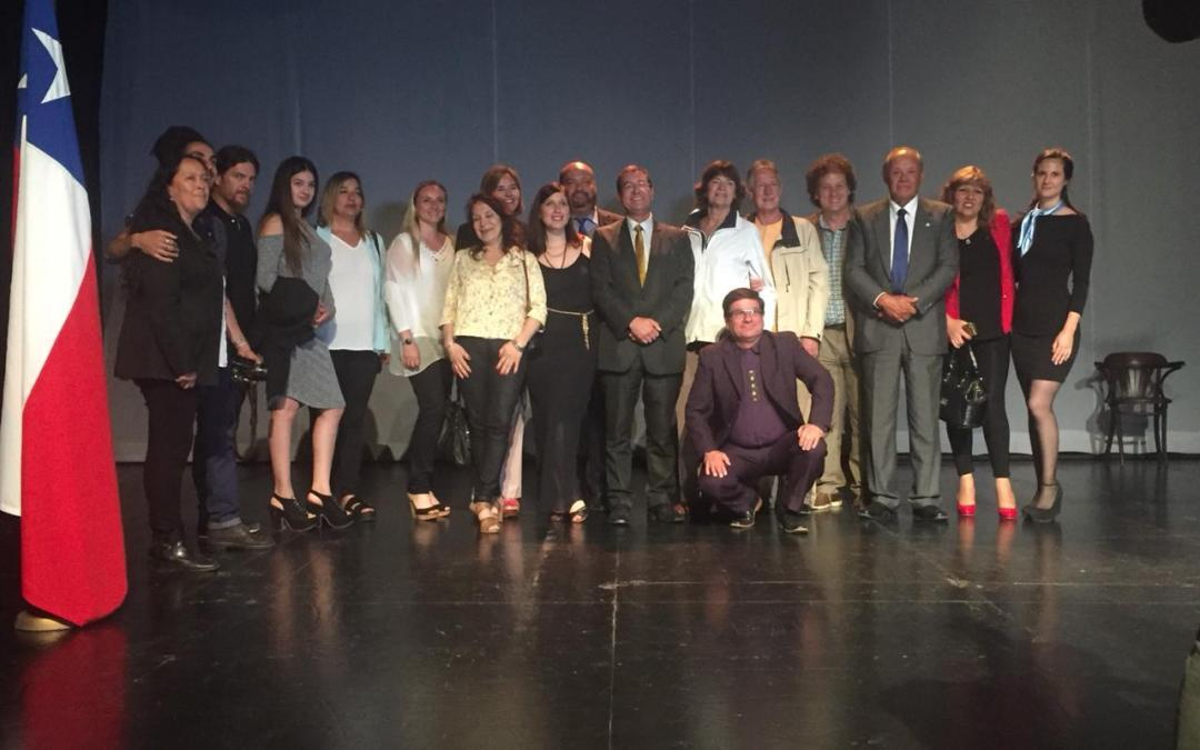 Coquimbo celebró el día del Tango en homenaje a Argentina