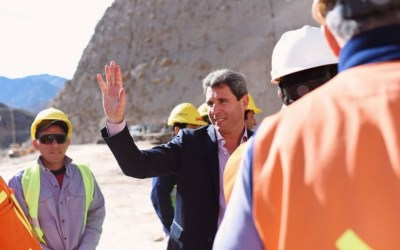 San Juan lidera la inversión en obra pública en todo el país