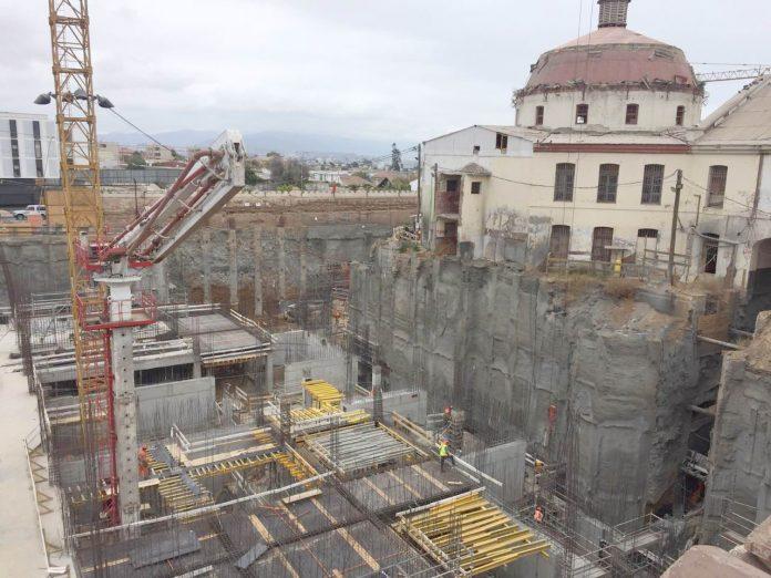 Más de 62 mil metros cuadrados se construyen en centro de La Serena