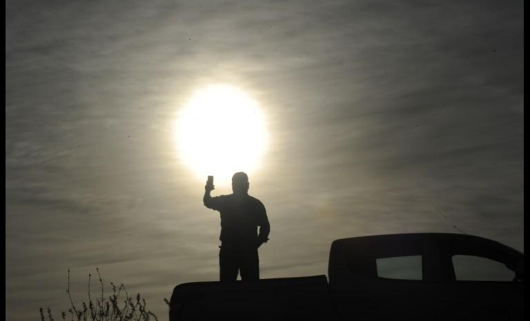 Autoridades de Vicuña y La Serena buscan declarar feriado regional por el eclipse solar