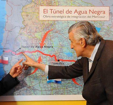 """""""Paralizan la obra del Túnel de Agua Negra que tiene comprometido crédito del BID, no de la Nación"""""""
