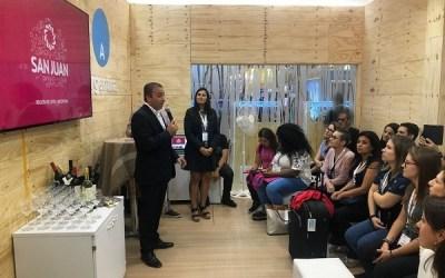 Productos turísticos sanjuaninos: una atractiva propuesta en Brasil
