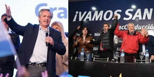 El Frente de Todos ganó las PASO en Argentina